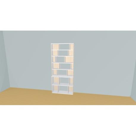 Bookshelf (H203cm - W100 cm)