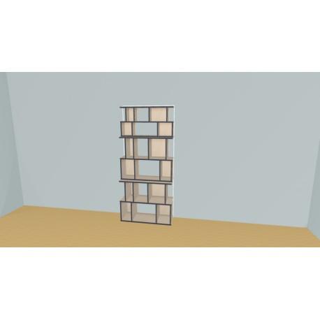 Bookshelf (H196cm - W100 cm)