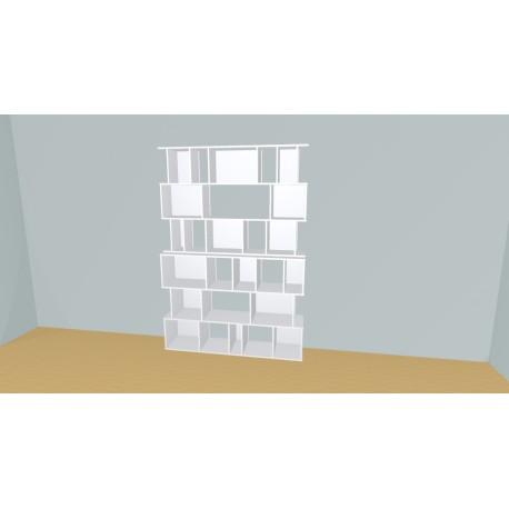 Bookshelf (H218cm - W170 cm)