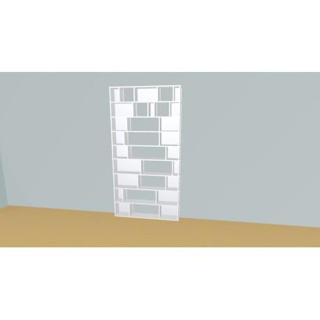 Bibliothèque (H228cm - L118 cm)