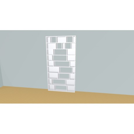 Bookshelf (H228cm - W118 cm)