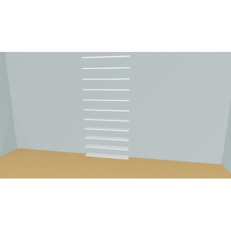 Bookshelf (H264cm - W122 cm)