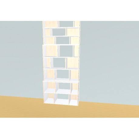 Bookshelf (H256cm - W110 cm)