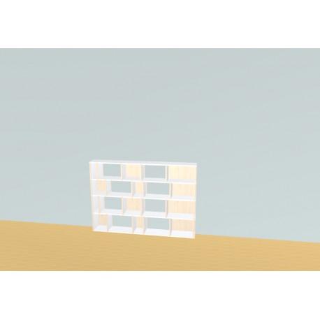 Bibliothèque (H103cm - L148 cm)