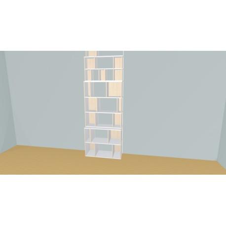 Bibliothèque (H265cm - L100 cm)