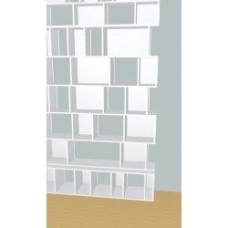 Bibliotheek (H274cm - B160 cm)