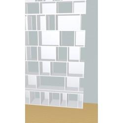 Bibliothèque (H274cm - L160 cm)