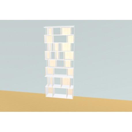 Bibliothèque (H230cm - L105 cm)