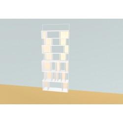 Bibliothèque (H212cm - L105 cm)