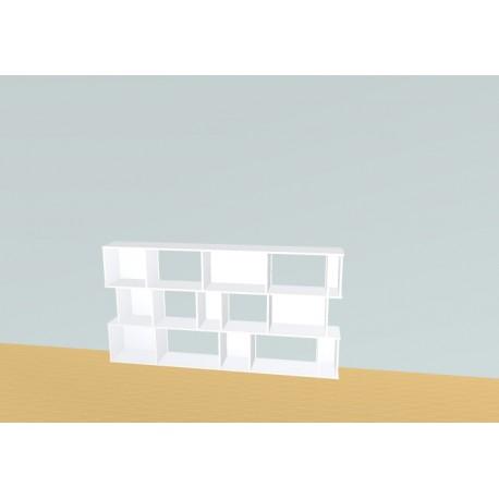 Bibliotheek (H109cm - B208 cm)