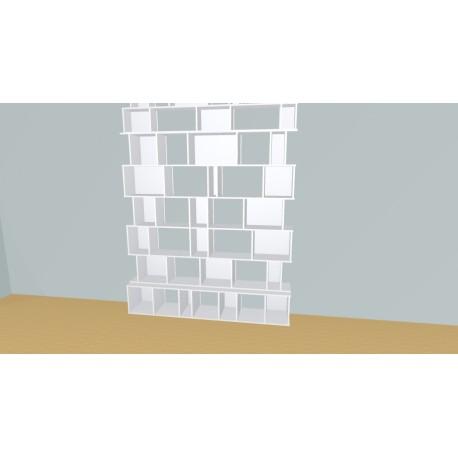 Bookshelf (H274cm - W199 cm)