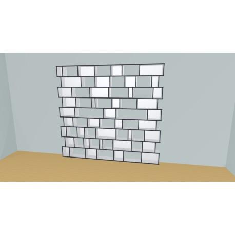 Bookshelf (H225cm - W270 cm)