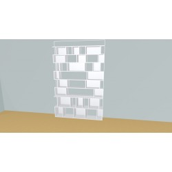 Bookshelf (H230cm - W160 cm)