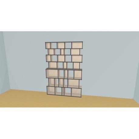 Bookshelf (H212cm - W160 cm)