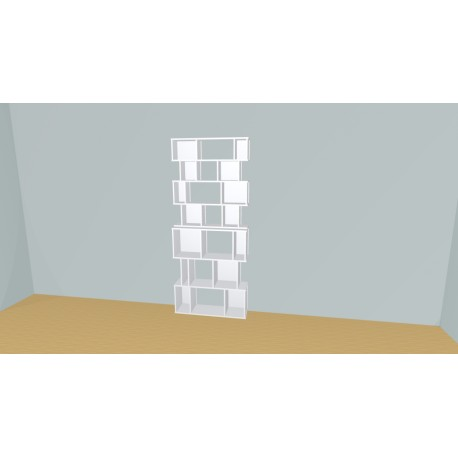 Bookshelf (H212cm - W100 cm)