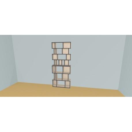 Bookshelf (H218cm - W100 cm)