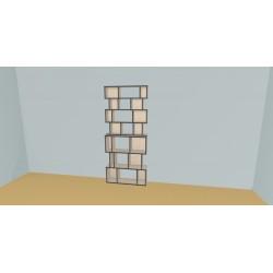 Bookshelf (H212cm - W102 cm)