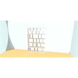 Bibliothèque (H196cm - L160 cm)