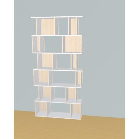 Bibliotheek (H217cm - B105 cm)