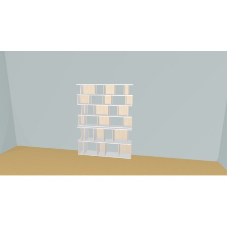 Bibliotheek (H176cm - B150 cm)