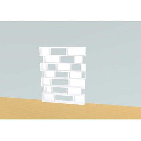 Boekenkast op maat (H177cm - B140 cm)