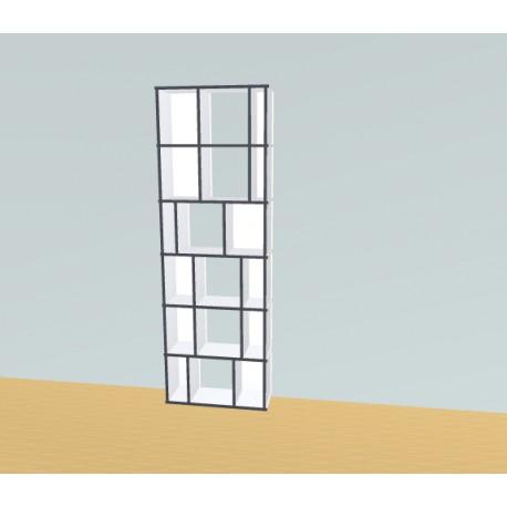 Bookshelf (H217cm - W73 cm)