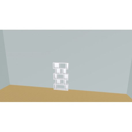 Bookshelf (H121cm - W73 cm)