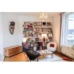 Meuble Bibliothèque sur-mesure (H212cm - L230 cm)