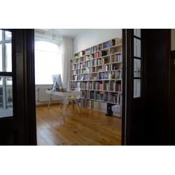 Meuble Bibliothèque sur-mesure (H239cm - L259 cm)