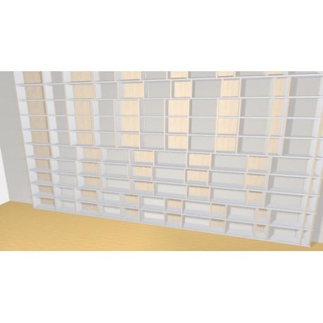 Bookshelf (H335cm - W450 cm)
