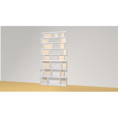 Bibliothèque (H239cm - L120 cm)