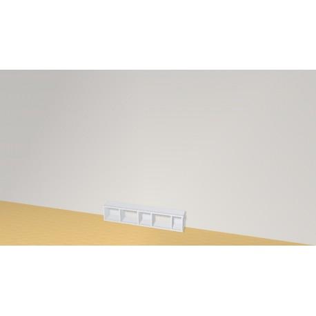 Bookshelf (H26cm - W128 cm)