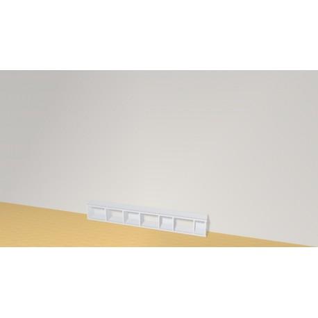 Bookshelf (H26cm - W190 cm)