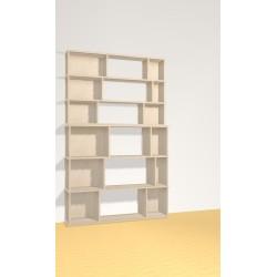 Bibliothèque (H191cm - L119 cm)
