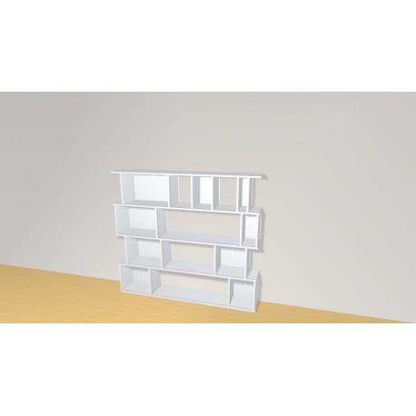 Bookshelf (H145cm - W161 cm)