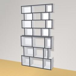 Bibliothèque (H209cm - L114 cm)
