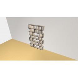 Bookshelf (H174cm - W111 cm)