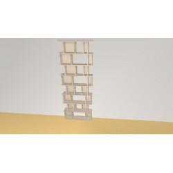 Bookshelf (H216cm - W80 cm)
