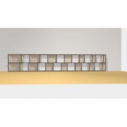 Bibliotheek (H73cm - B425 cm)