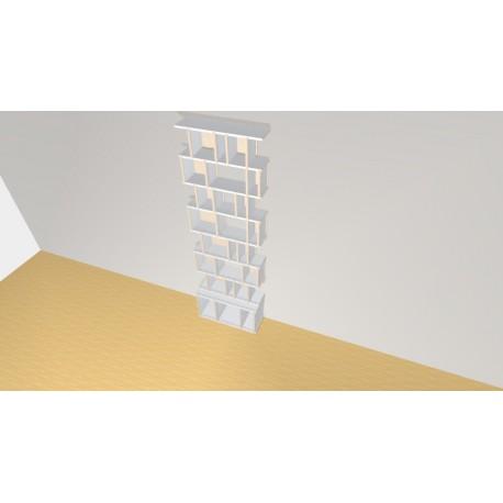 Bookshelf (H218cm - W70 cm)
