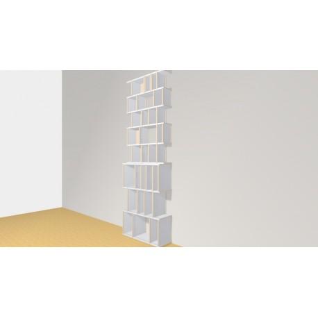 Bibliothèque (H236cm - L75 cm)