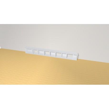 Bookshelf (H29cm - W250 cm)