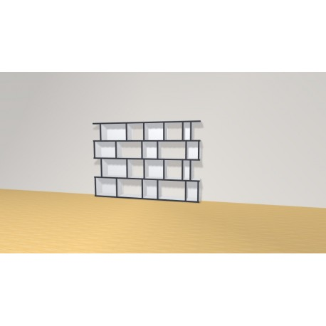 Bookshelf (H103cm - W147 cm)