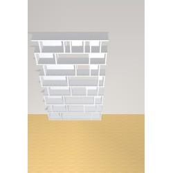 Bibliothèque (H210cm - L119 cm)
