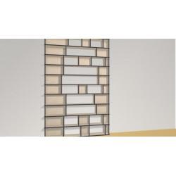Bookshelf (H252cm - W163 cm)