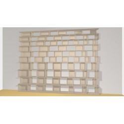 Bookshelf (H299cm - W386 cm)
