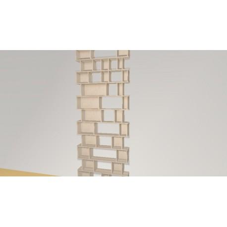 Bookshelf (H311cm - W111 cm)