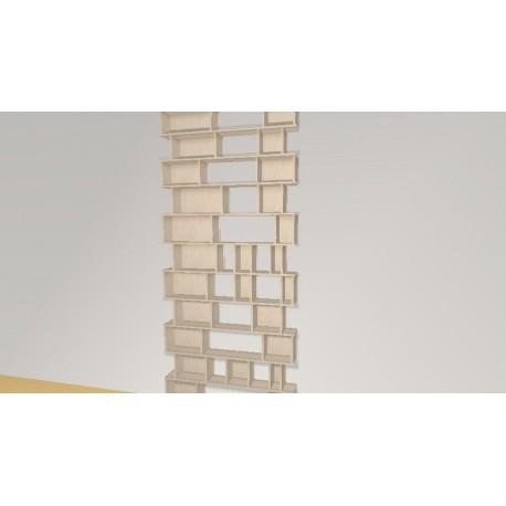 Bookshelf (H311cm - W128 cm)