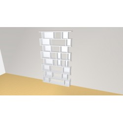 Bookshelf (H207cm - W119 cm)