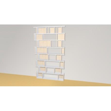 Bookshelf (H210cm - W119 cm)